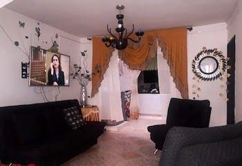 Casa en Castilla-Medellín, con 3 Habitaciones - 79,07 mt2.