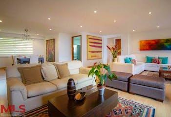 Apartamento en El Poblado-Los Balsos, con 3 Habitaciones - 209.83 mt2.