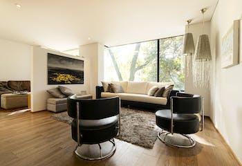 Apartamento en venta en Chicó Reservado 78m² con Bbq...