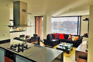 Apartamento en El Contador, Cedritos - 74mt, dos alcobas, balcón