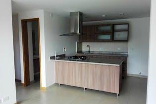 Apartamento en Vereda los Alticos San Antonio de Pereira,con 2 habitaciones-74mt2