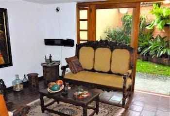 Casa En Envigado-Loma del Escobero, con 4 Habitaciones - 165.33 mt2.