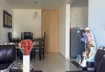 Apartamento en Fontibon, Rionegro - 57mt, tres alcobas, balcón