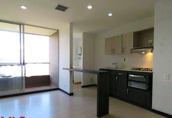 Apartamento en La Estrella, con 3 Habitaciones - 80 mt2.