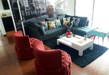Apartamento en Carlos Lleras, Ciudad Salitre - 177mt, tres alcobas, dos balcones