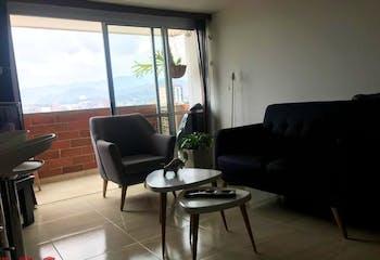 Apartamento en La America-Calasanz, con 3 Habitaciones - 76 mt2.