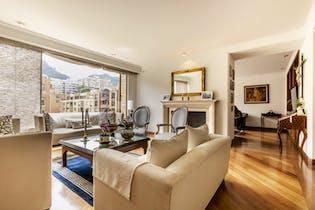 Apartamento en venta en El Nogal, 168m² con Gimnasio...