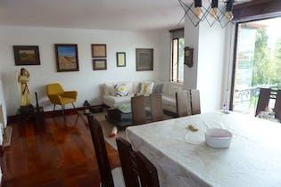 Apartamento en Chico Navarra, Santa Barbara - 180mt, duplex, tres alcobas