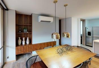 Salamanca, Apartamentos en venta en Los Balsos de 87-123 m2