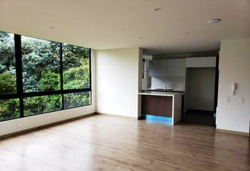 Apartamento en Santa Barbara Occidental, Santa Barbara - 170mt, tres alcobas, balcón