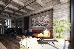 Vivienda nueva, Portello Lofts, Apartamentos en venta en Los Tambos con 47m²