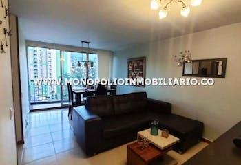 Apartamento en Yarumito-Itagüí, con 3 Habitaciones - 84 mt2.