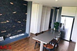 Apartamento en Alto de las Palmas, Envigado - 75mt, una alcoba, jacuzzi