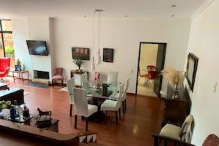 Apartamento en venta en El Nogal, 139m²
