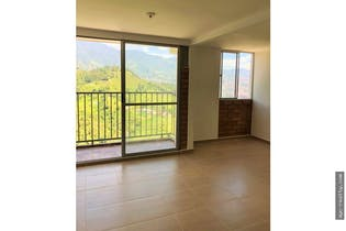 Apartamento en Sabaneta- Loma de San Jose, 60 mts2,2 Habitaciones, Balcón