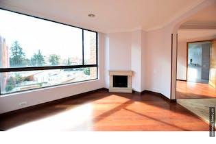 Apartamento en Rincón del chico - 94mt, tres alcobas, chimenea