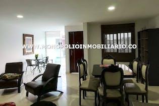 Apartamento en Bello-Cabañas, con 4 Habitaciones - 125 mt2.