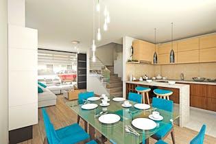 Vivienda nueva, Portobari, Casas en venta en Chía con 130m²