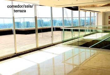 Departamento en venta en Bosque Real Country Club de 540 mt2. Penthouse.