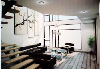 Casa en venta en Adolfo Lopez Mateos de 230mts, tres niveles
