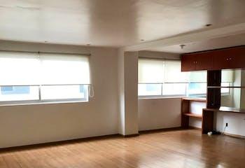 Departamento en venta en Condesa, 93mt