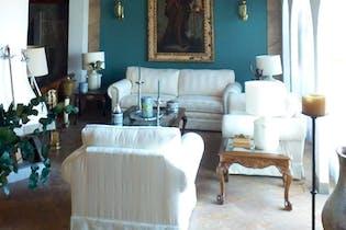 Departamento en venta en Lomas De Tecamachalco, 540mt penthouse