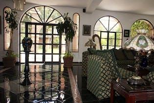 Casa en venta en Pedregal de San Nicolás, 718mt