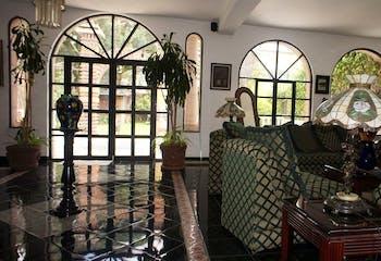 Casa en venta en Pedregal De San Nicolás de 7 alcobas