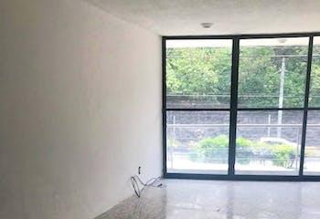 Departamento en venta en San Miguel Chapultepec con 2 Recamaras-72.22mt2