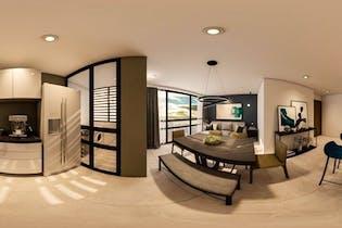 Departamento en venta en Ampliación Nápoles, 65mt con balcon