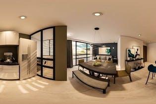 Departamento en venta en Ampliación Nápoles, 64mt con balcon