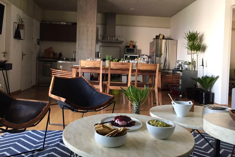 Portada Departamento en venta en Condesa 100 m² con terraza