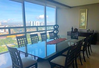 Apartamento en venta en Santa Fe de 356m² con Bbq...