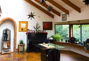 Casa en venta en Fuentes de Tepepan, de 474mtrs2
