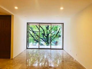 Una ventana grande en una habitación con una ventana en Departamento en venta en Actipan, de 109mtrs2