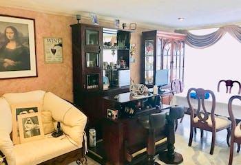 Departamento en venta en Prado Coapa de tres alcobas