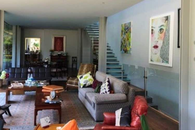 Portada Casa en venta en Lomas de Reforma de 805 mt2. con 3 niveles.