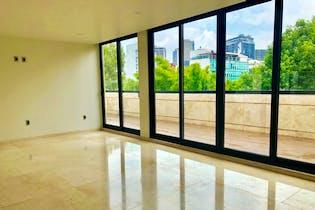 Departamento en venta en Anzures de 205 mt2. con terraza.