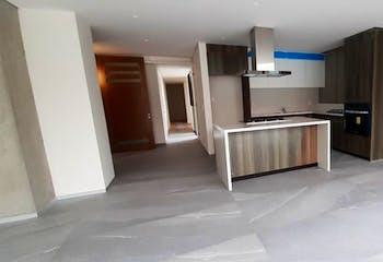 Apartamento en venta en Polanco de 3 alcobas