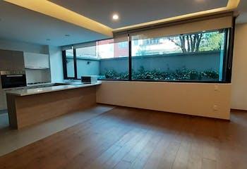 Departamento en venta en Polanco, 188mt con terraza