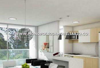 Apartamento en venta en El Salado 76m² con Zonas húmedas...