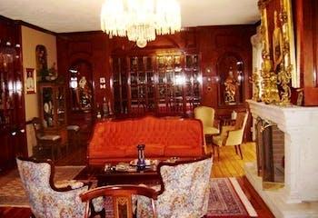 Casa en venta en Lomas de Chapultepec de 751mts, tres niveles