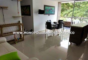 Apartamento en venta en El Trianon de tres habitaciones, 77mts2