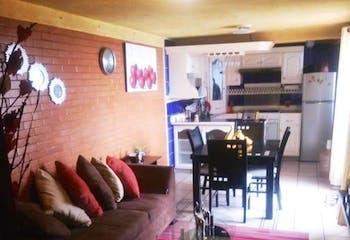 Departamento en venta en San Nicolás Tolentino, 58mt