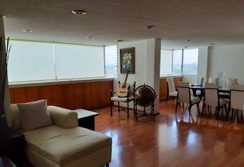 Departamento en venta 370 m2 en Paseos de Taxqueña con 5 recamaras