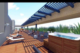 Departamento en venta en Pedregal de Carrasco 100 m2 con terraza