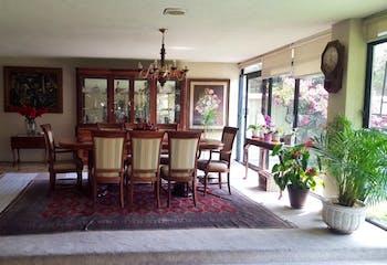 Casa en venta en Polanco, 375m² con Jardín...