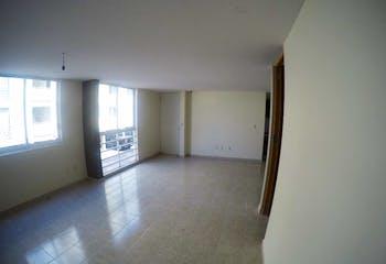 Departamento en venta San Francisco Culhuacán 71 m2 con cuarto de servicio