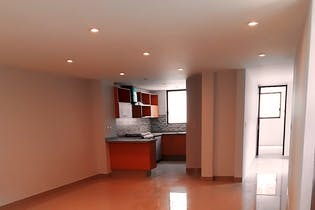 Departamento en venta en Anáhuac, de 116mtrs2
