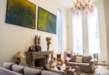Casa en venta en Lomas de Chapultepec, de 484mtrs2